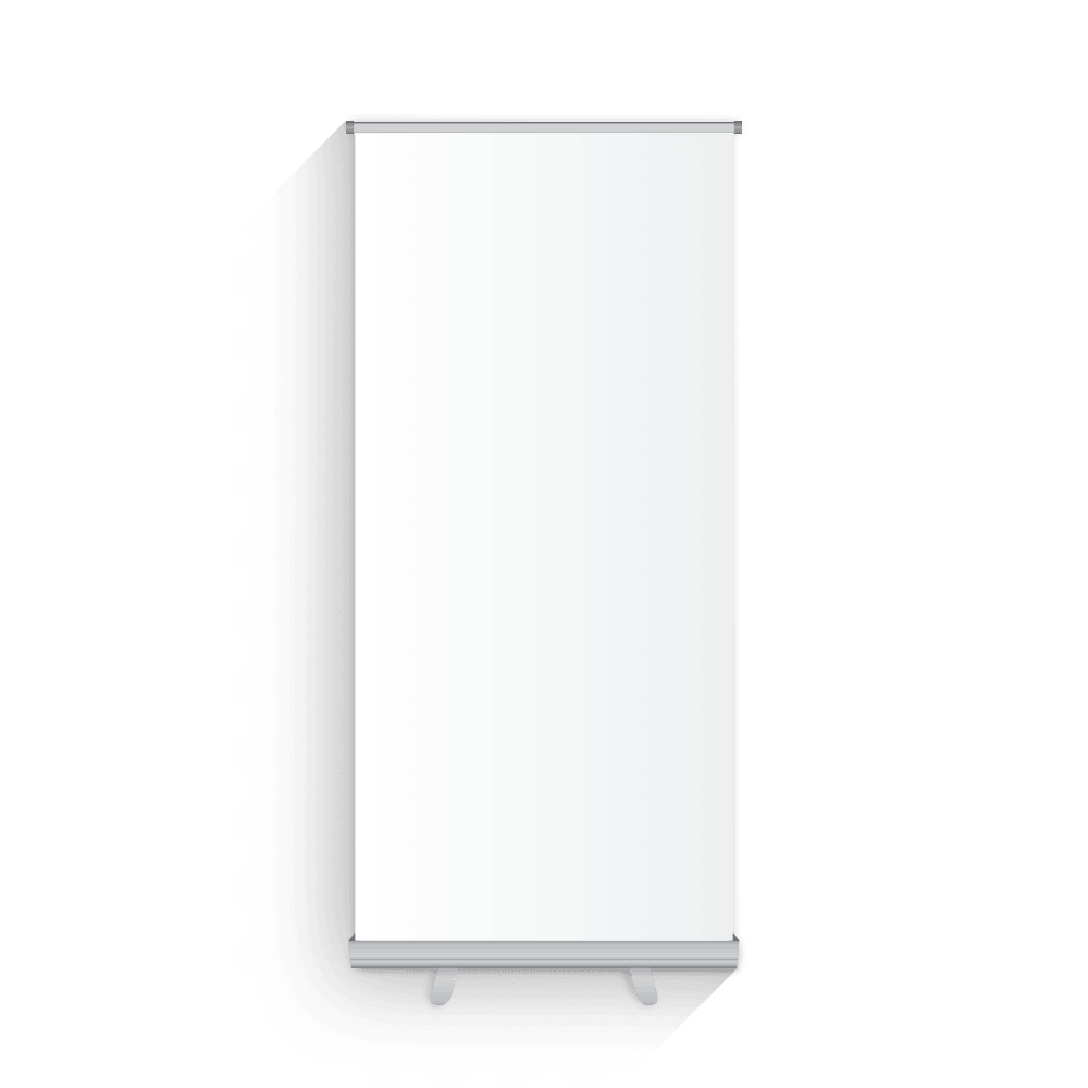Retractable Banners MP Sign - Retractable banner template